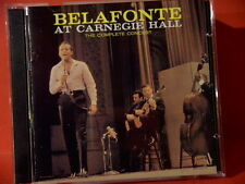 "LSOCD 6006 HARRY BELAFONTE""AT CARNEGIE HALL""(CLASSIC RECORD GOLD-DO-CD/NEARMINT)"