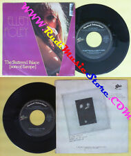 LP 45 7'' ELLEN FOLEY The shuttered palace Beautiful waste of time no cd mc dvd