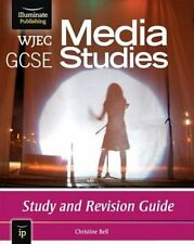 WJEC GCSE Media Studies: Study and Revision Guide 9781908682215