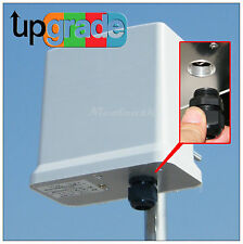 300M 2.4g WiFi networking Wireless Bridge Outdoor Access Point Hotspot PoE 2T2R