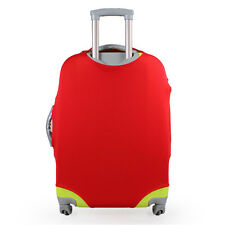 Red Dust-proof Luggage Protective Cover Bags Suitcase Cases Outdoor Travel 20""