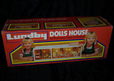 VINTAGE 1980's LUNDBY DOLLS HOUSE GOTHENBURG EXTENSION LEVEL IN ORIGINAL BOX