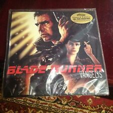 Blade Runner Original Soundtrack by Vangelis RED Vinyl, Mar-2014, Audio Fidelity