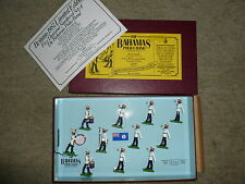 BRITAINS DIECAST TOY SOLDIERS 5187 THE BAHAMAS POLICE BAND