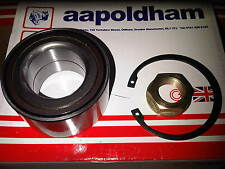 PEUGEOT 407 & CITROEN C6 1.6 1.8 2.0 2.2 2.7 1x NEW FRONT WHEEL BEARING KIT 04on