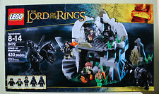 NEW LEGO LORD OF THE RINGS ATTACK ON WEATHEROP 9472 Aragorn Frodo Ringwraiths