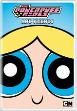 Powerpuff Girls & Friends DVD