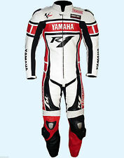 Yamaha R1 Motorcycle Leather suit Motorbike Leather suit MOTO GP Biker suits