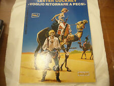 """SAUDELLI&DE ANGELIS""""A NOSTRA IMMAGINE-fumetto Nr 26 ISOLA TROVATA 1986"""" A4"""