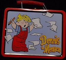 Dennis the Menace Metal Lunch Box Kettle 1998 H. Ketcham Enterprise Lancaster Pa