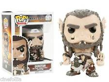 Warcraft Durotan Pop! Funko movies Vinyl figure n° 287