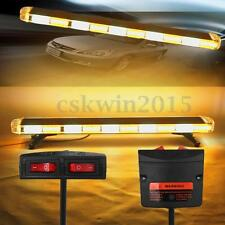 88LED Double Side Light Bar Car Truck Warn Tow Response Beacon Strobe Lamp 47''