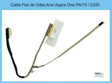 Flex de Video Acer Aspire One PAV70 80/ D255 LCD Cable DC020016810 50.SDE02.008