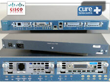CISCO Router 1760 + VPN Module + WIC 1ADSL + WIC 1T