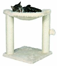 NEW! Trixie Baza Cat Tree Furniture Pet Bed House w/ Toy Scratch Post Scratcher