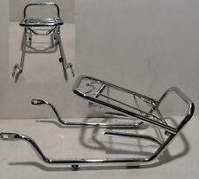 Puch Monza Luggage rack 349.4.29.100.0 chrome new