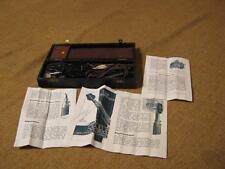 ▀█▀ ██ █▄ █▄ viejo optikerwerkzeug con caja para 1930