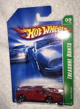 Hot Wheels  Treasure Hunt 2007 Enzo Ferrari Red Seats    (with protector )