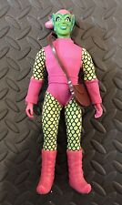 """1974 Mego WGSH 8"""" Type 2 Action Figure- Green Goblin ~Complete ~ All ORIGINAL"""