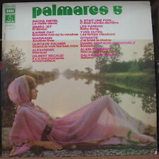 PALMARES 5 DYNASTIE/LES PANDAS SEXY CHEESECAKE COVER FRENCH LP