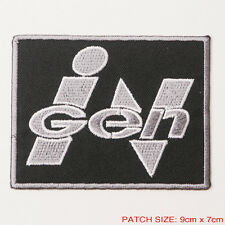 "JURASSIC PARK ""InGen"" International Genetics Inc Company Logo Patch Prop..."