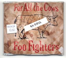 Foo Fighters Maxi-CD for all the cows-Dutch 3-Track 8825742 versione B