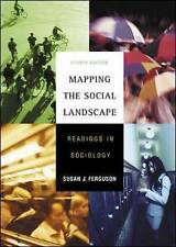 Mapping the Social Landscape: Readings in Sociology-ExLibrary