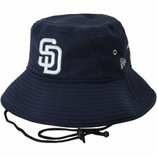 New Era San Diego Padres Navy Blue Team Bucket Redux Hat