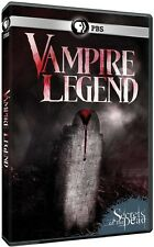Secrets Of The Dead: Vampire Legend (2016, REGION 1 DVD New)