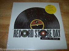 "RARE NEW RSD RECORD STORE DAY 2008 12"" Pearl Jam Lou Reed Bruce Clapton Rage SS"