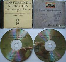 Einstürzende nuove costruzioni 'Strategies against Architecture 2' 2 CD MEGA RAR