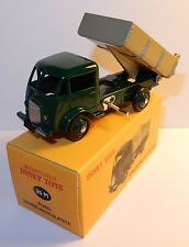 REEDITION DINKY TOYS ATLAS CAMION FORD TRUCK BENNE BASCULANTE REF 25 M IN BOX b