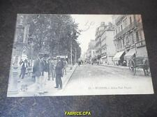 CPA BEZIERS ALLEE PAUL RIQUET HERAULT 34 N113