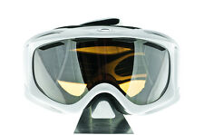 OAKLEY Skibrille Ambush Polished White/Black Iridium 01-255