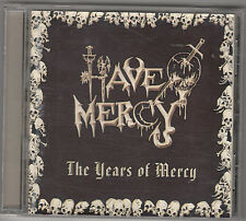HAVE MERCY - the years of mercy CD