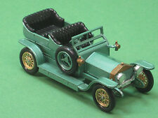 Y-15 Rolls Royce Silver Ghost 1907 grün Matchbox models of yesteryear MOY