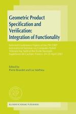 Geometric Product Specification and Verification : Integration of...