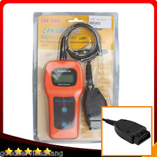 U281 OBD2 OBDII ABS SRS Car Auto Code Reader Diagnostic Reset Tool for VW AUDI