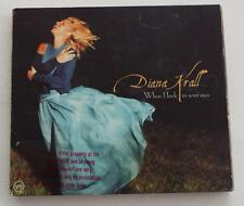 When I Look in Your Eyes by Diana Krall (CD, Jun-1999, GRP (USA) PROMOTIONAL