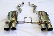 CNT Racing BMW E92 coupe M3 08-13 High Performance Exhaust System