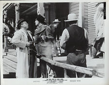 The True Story of Jesse James 1957 8x10 Black & white movie still #20