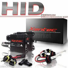 HID Xenon kit 9003 9005 9006 9004 9007 H1 H3 H7 5000k 6000k 8000k HALO Headlight