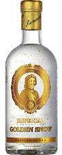 Vodka IMPERIAL Collection Golden Snow-vodka russa con oro neve effetto