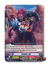 Cardfight Vanguard  x 4 Brawler, Igo - BT16/100 - C Mint