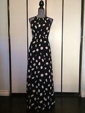 Kate Spade Daisy Dot Maxi Dress New Sz 4