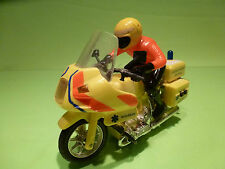 MADE IN CHINA - MOTORCYCLE BMW AMBULANCE HOLLAND - RARE SELTEN - GOOD CONDITION