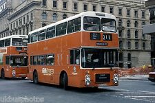 Greater Manchester- GM Buses 1620 Manchester 1991 Bus Photo