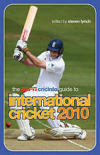 ESPN Cricinfo Guide to International Cricket 2010, Steven Lynch, 1408119978, Ver