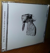 Coldplay - A Rush of Blood to the Head (2002) CD