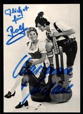 Marianne und Michael Autogrammkarte Original Signiert ## BC 36081